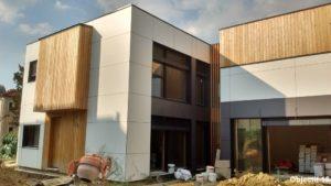 Maison passive étudiée par Objectif 15